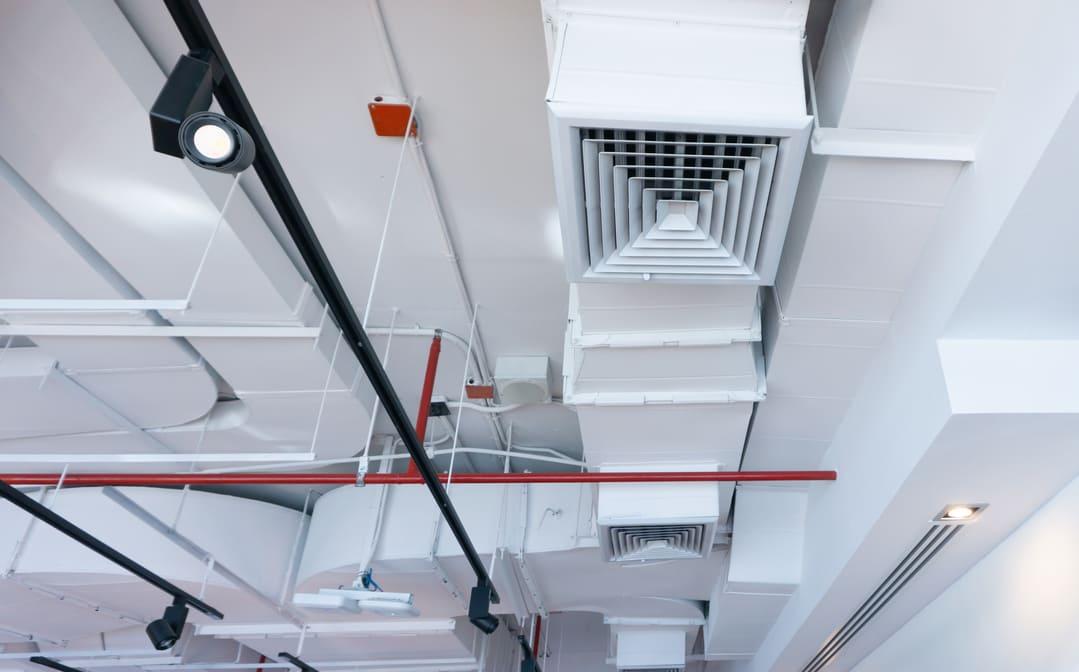 aire acondicionado de techo portada